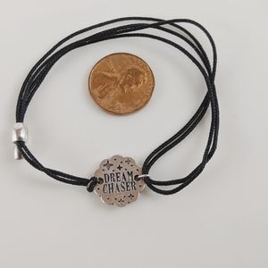 Alex and Ani Silver Kindred Cord Dream Chaser Pull
